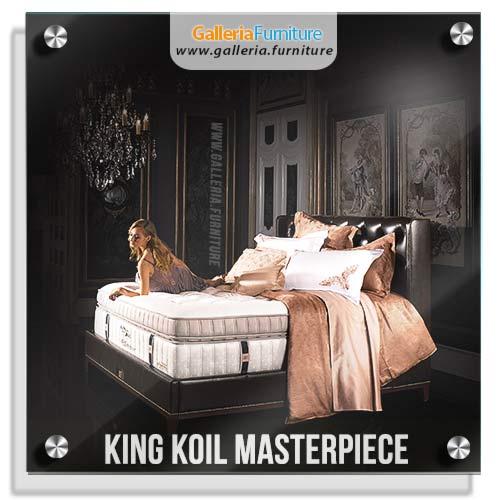 Kasur King Koil Masterpiece Harga Bandung