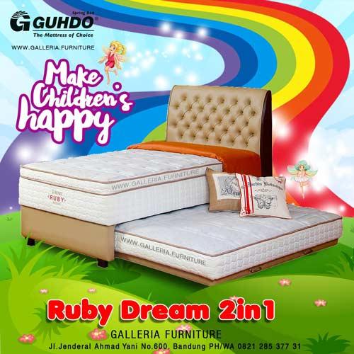 Springbed-Anak-Sorong--Guhdo-Ruby