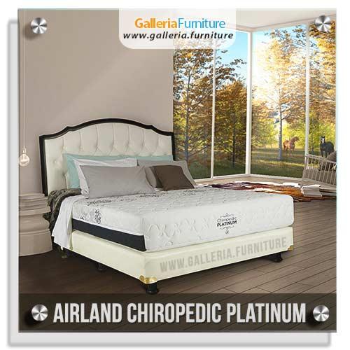 Kasur Airland Chiropedic Platinum
