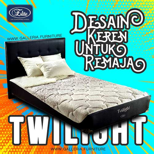 Springbed-Anak-Remaja-Elite-Twilight