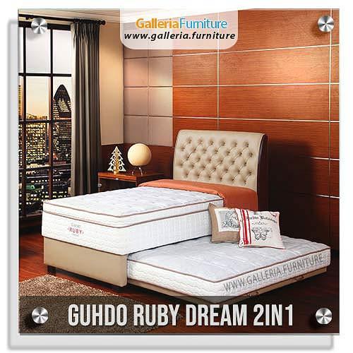 Harga Spring Bed Guhdo - Ruby Dream 2in1