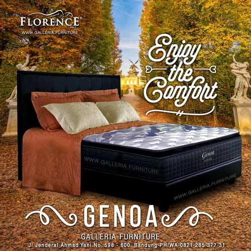 Harga-Springbed-Florence-Genoa