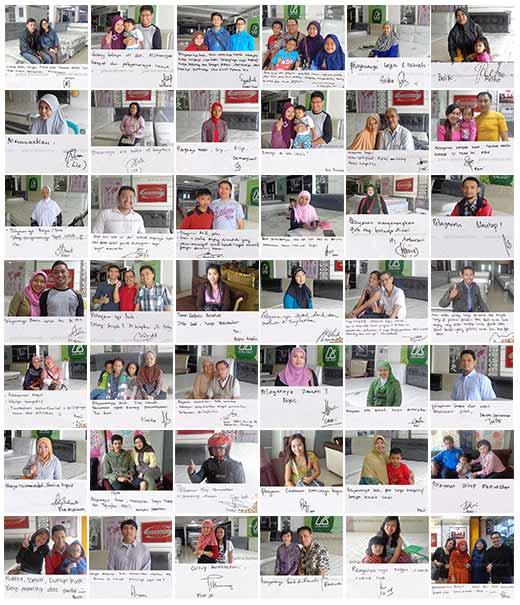 Testimoni Pusat Spring Bed Bandung