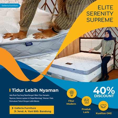 Kasur-Elite-Serenity-Promo-Bandung