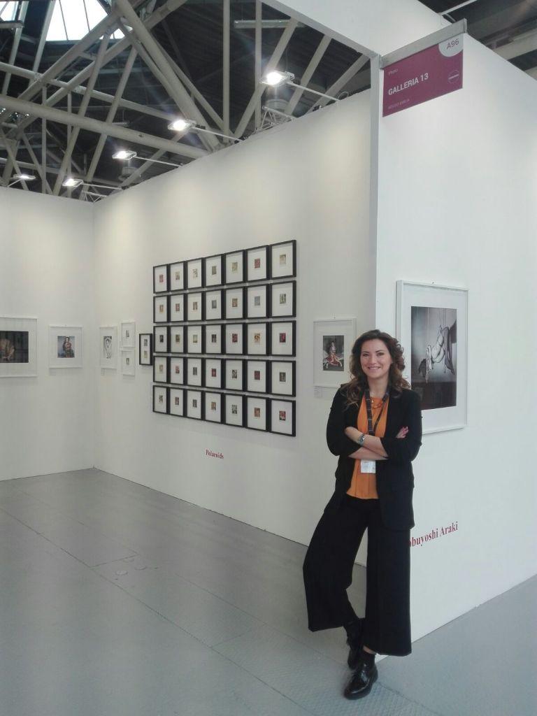 Galleria 13 artefiera fair 2018
