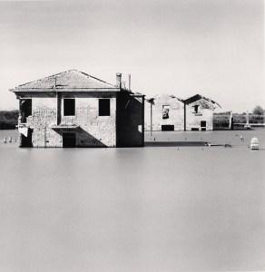 Flooded Building, Study 2, Pila, Porto Tolle, Rovigo, Italy. 2018