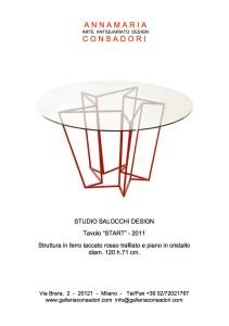 Design Limited Edition | Galleria Consadori 2011