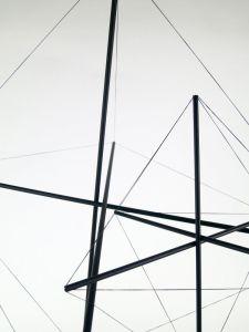 Bruno Munari, Tensostruttura, 1990