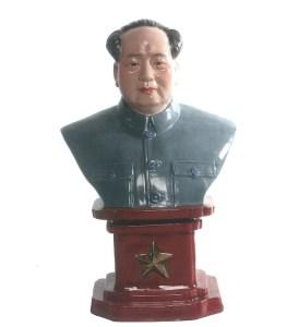 Mao, anni '60, ceramica, cm 53x32x24