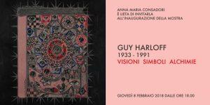 Invito Harloff - Visioni simboli alchimie