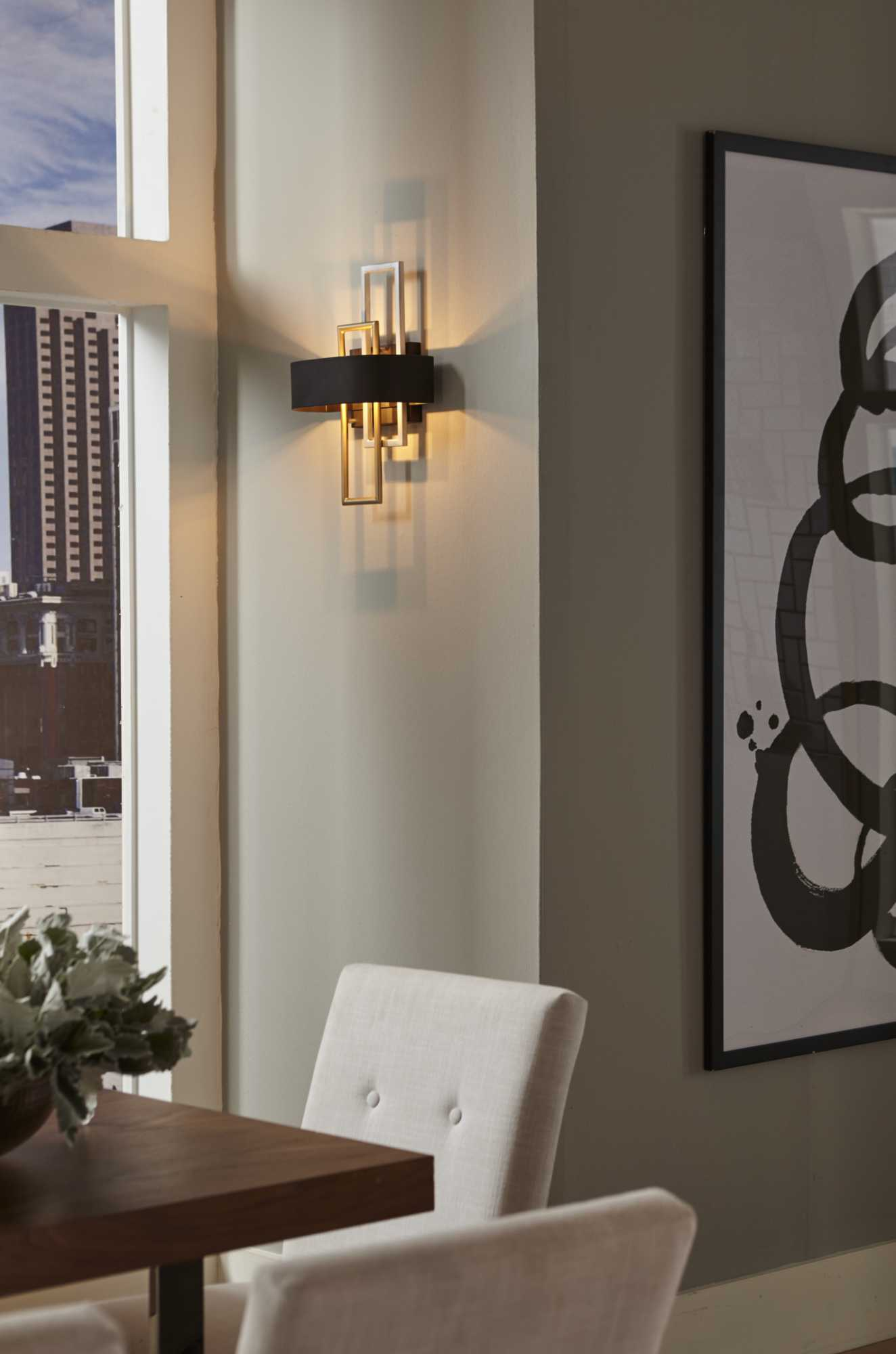 how to use wall sconce lighting to