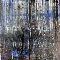 Untitled 4. Oil on canvas. 230 x 195 cm.