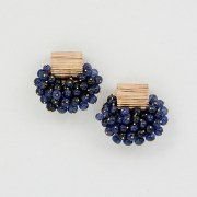 Sapphire Cocktail Earrings