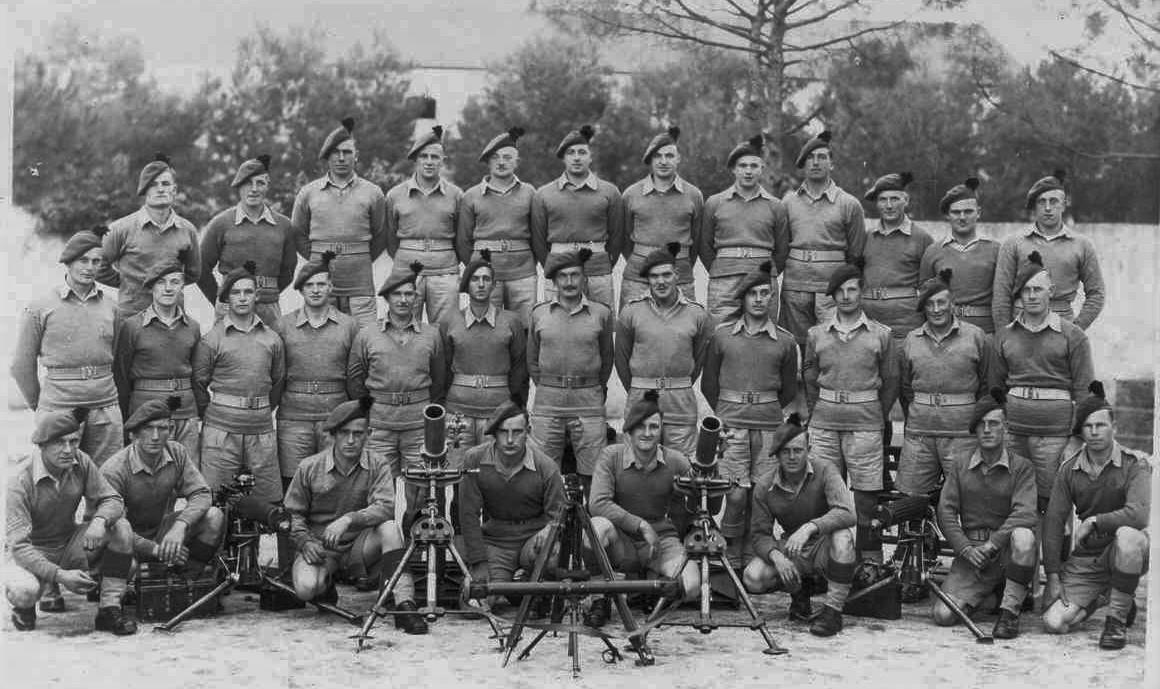 No9 Commando 3 Troop