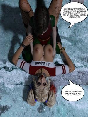 3D Porn Comics Harley Quinn- Mad Shota Love Porn Comic 12