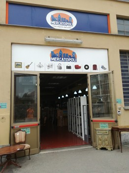 Mercatopoli Torino Pozzo Strada Il Tuo Negozio Dellusato
