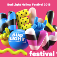 ¡Bud Light Hellow Festival 2018 anuncia cartel! 😱🍺 @budlight ‏@BudLightMEX ‏@HellowFestival ‏