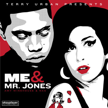 "Terry Urban Presents NaS X Amy Winehouse ""Me & Mr. Jones"""