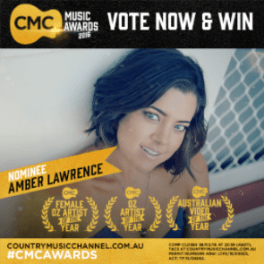 Vote for Amber Lawrence