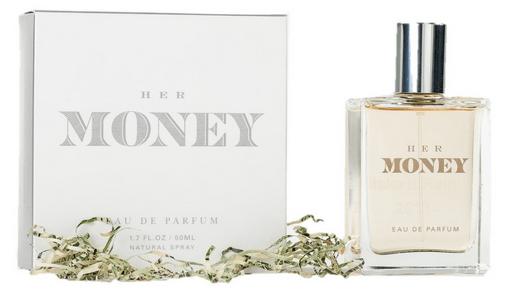 Money eau de parfum cologne
