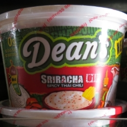 Dean's Sriracha Spicy Thai Chili Dip
