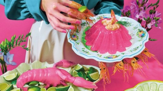 Pink Lobsters!
