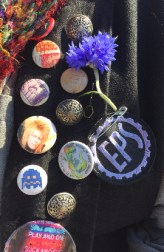 Mailman Ted's Buttons :: Elsewhere Philatelic Society