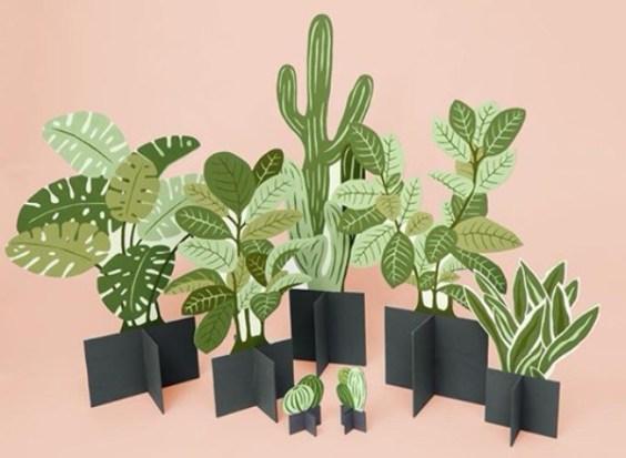 Flat Plants