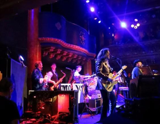 The Mavericks at Great American Music Hall, San Francisco