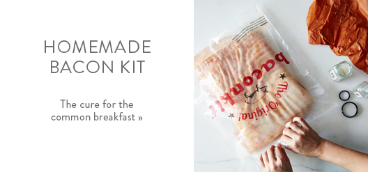DIY Bacon Kit