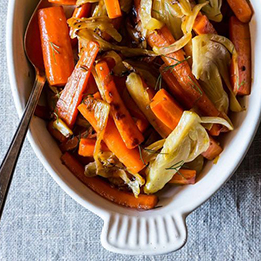 Carrots & Fennel