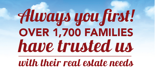 Over 1,700 families have trusted us