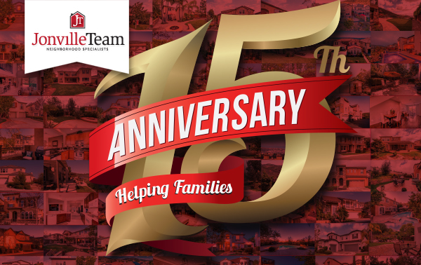 Celebrating 15 Years of Helping Families