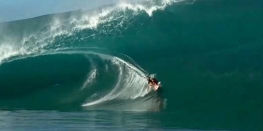 Big wave wipeouts