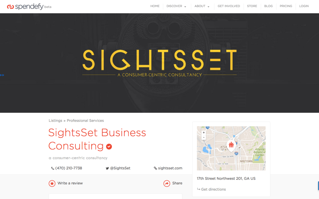 SightsSet Business Consulting