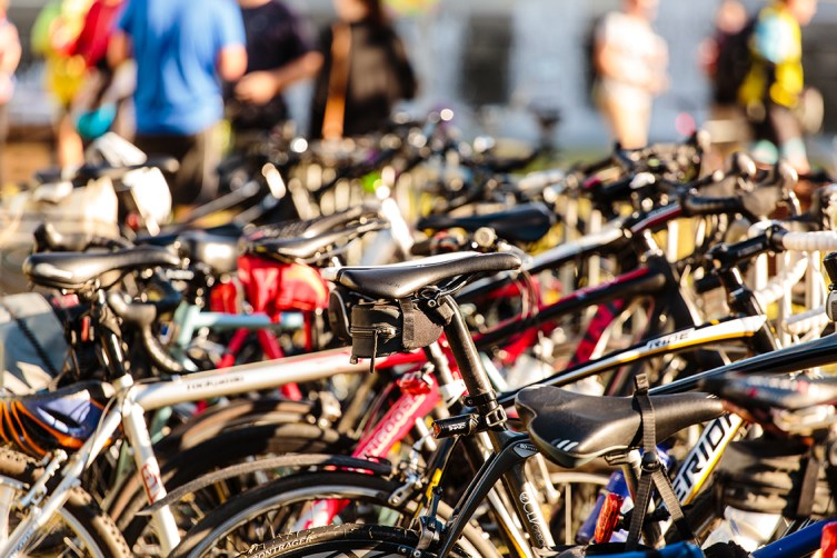Bikes Image by Helen Page Phtography
