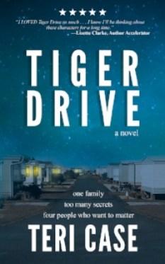 Tiger Drive by Teri Case