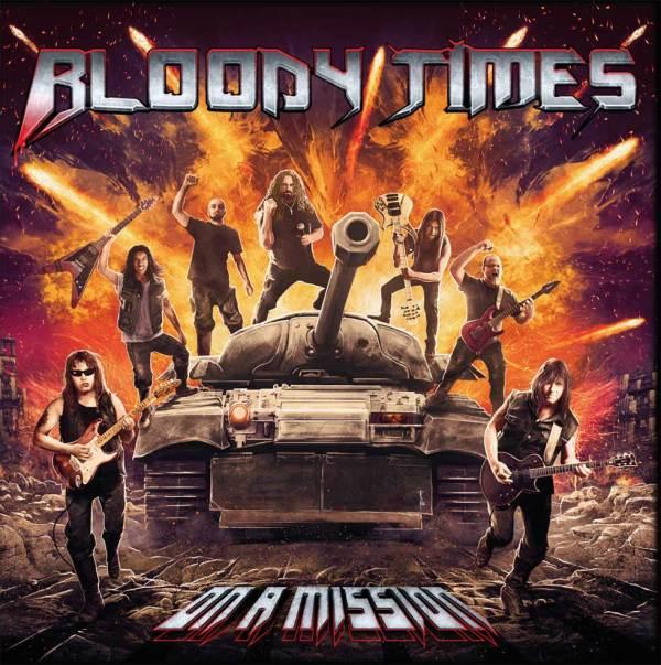 """德國重金屬樂團 Bloody Times 釋出新曲影音 """"Day of Collapse"""""""