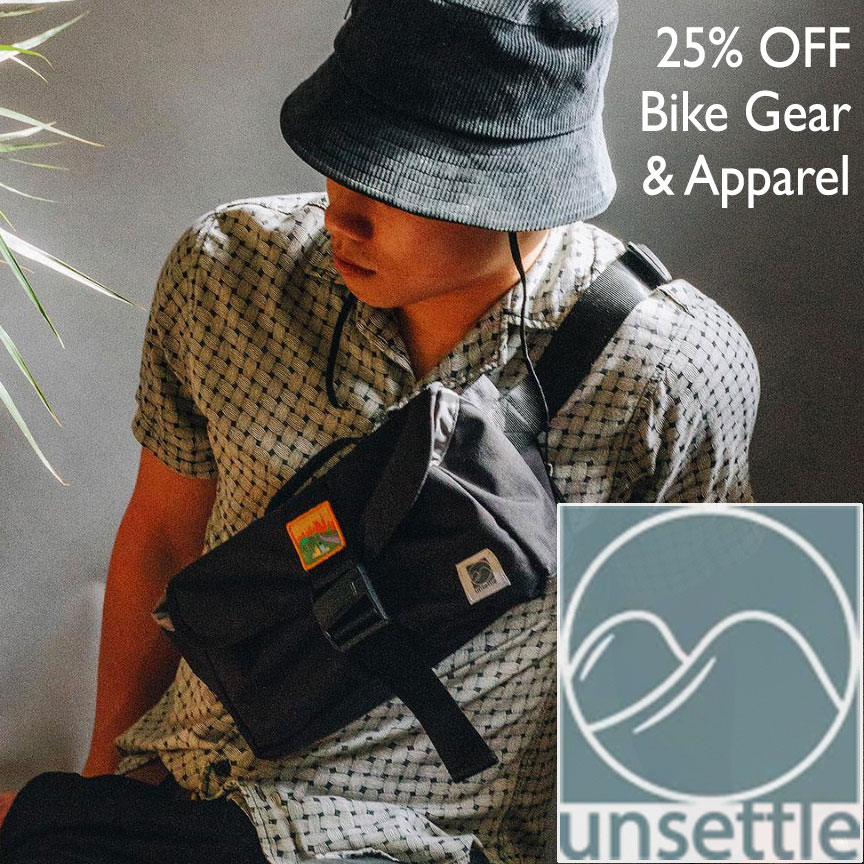 Urban Cycling Commuter Bags - Unsettle & Company