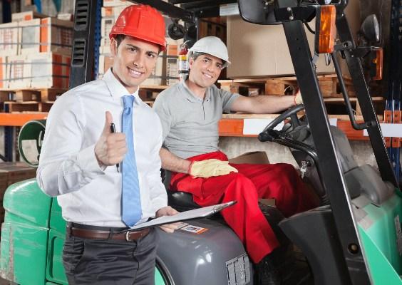 Forklift Instructor Training