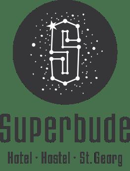 Superbude St. Georg Logo