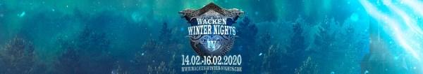 Wacken Winter Nights 2020 Header