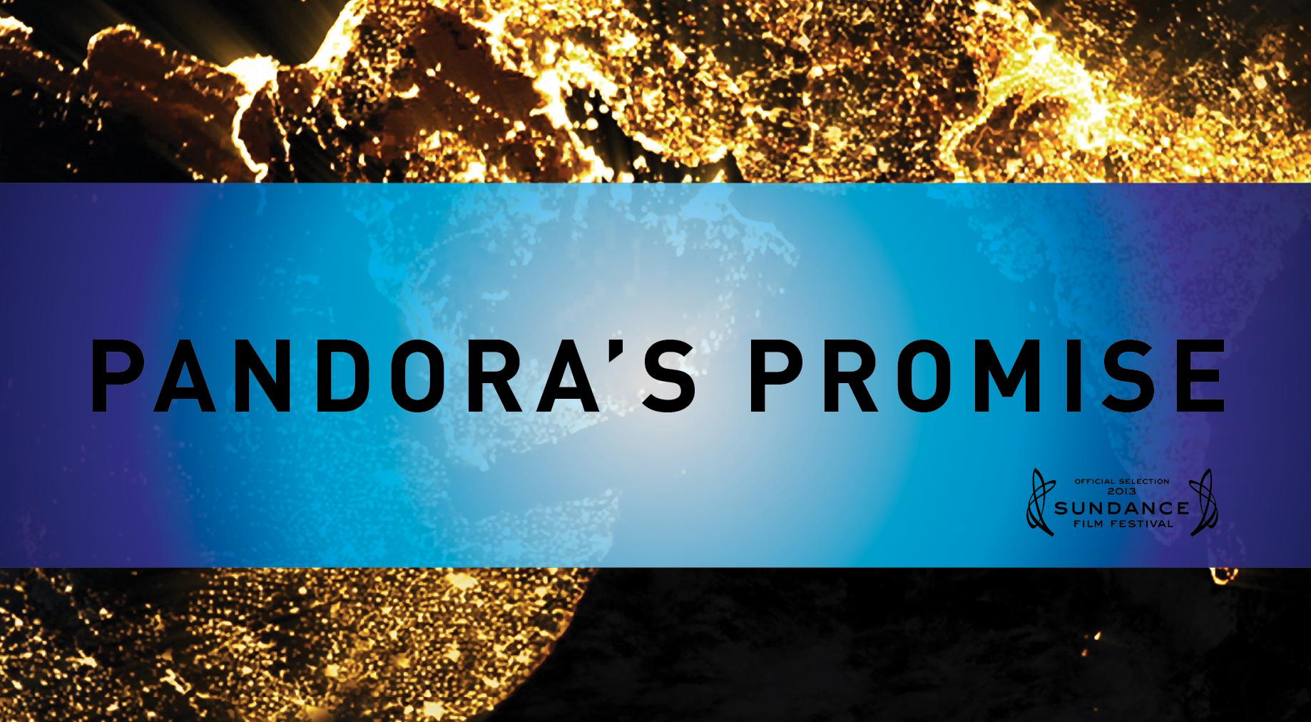 Pandora's Promise banner