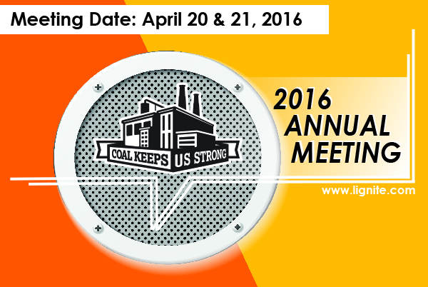 Lignite Energy Council 2016 Annual Meeting