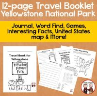 Kid Tested and Parent Approved Vacation Travel Booklets