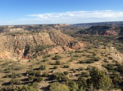 Photo of Palo Duro Canyon State Park, Texas