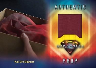 Supergirl Trading Cards Season 1 - Prop Card