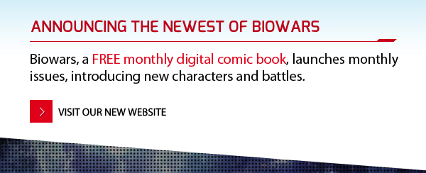 Announcing the newest of Biowars
