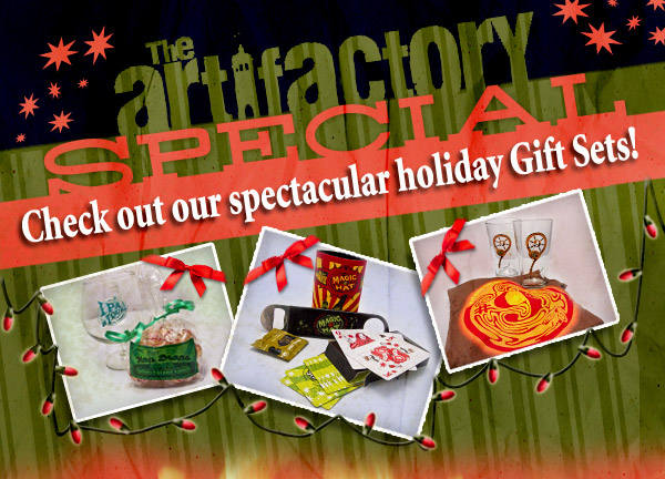 Artifactory Special: Gift Sets