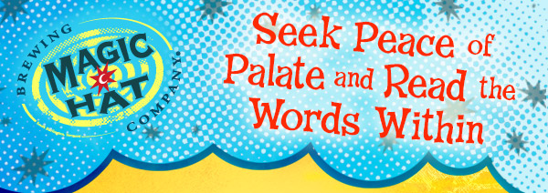 Seek Peace of Palate and Read the Words Within